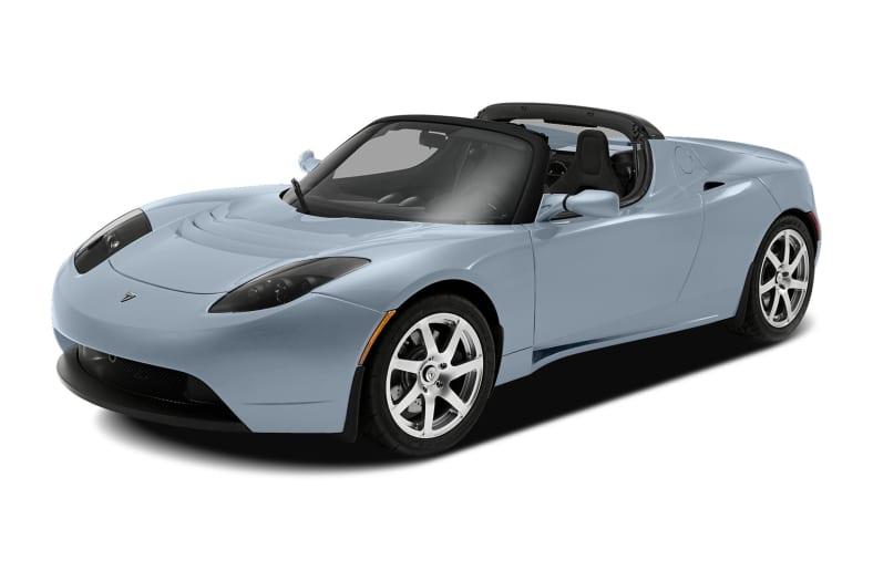 2010 Tesla Roadster Exterior Photo