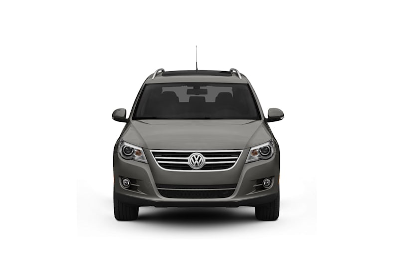 2010 Volkswagen Tiguan Exterior Photo