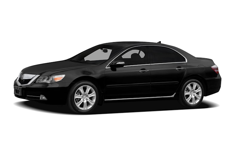 2011 Acura RL Exterior Photo