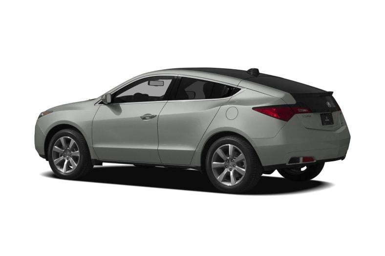 2011 Acura ZDX Exterior Photo
