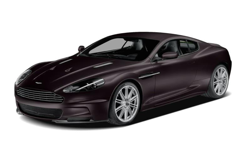 2011 Aston Martin DBS Exterior Photo
