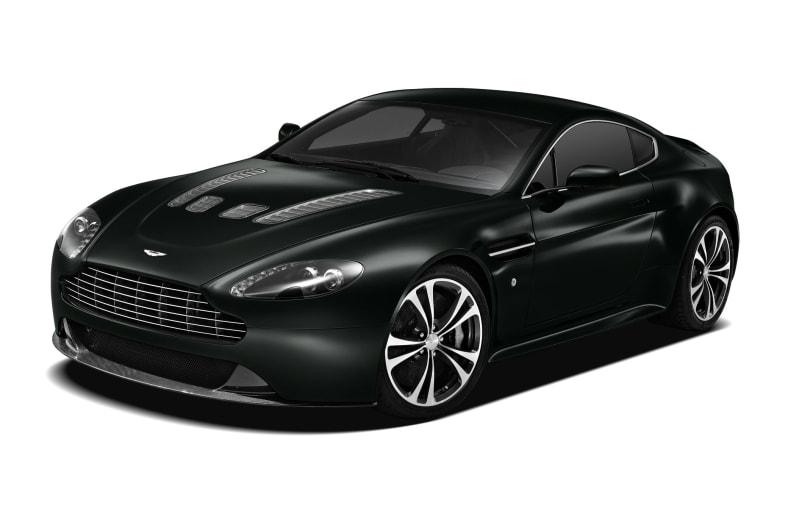 2011 Aston Martin V12 Vantage Exterior Photo