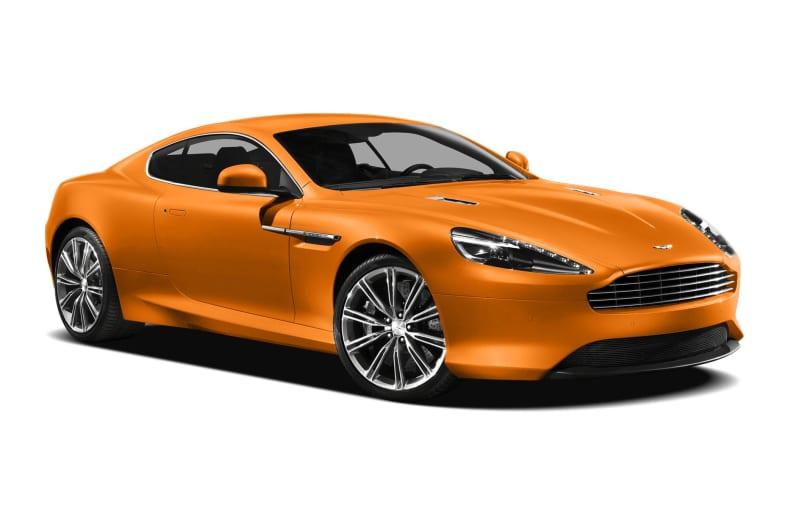 2011 Aston Martin Virage Exterior Photo
