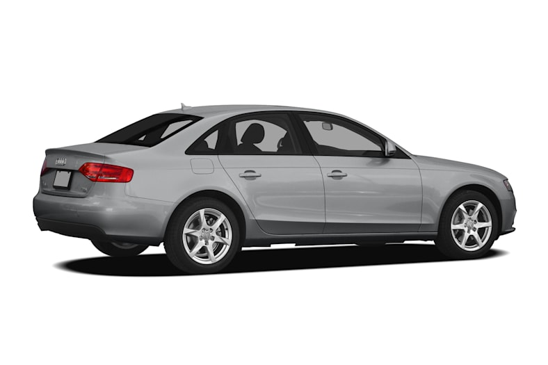 2011 Audi A4 Exterior Photo
