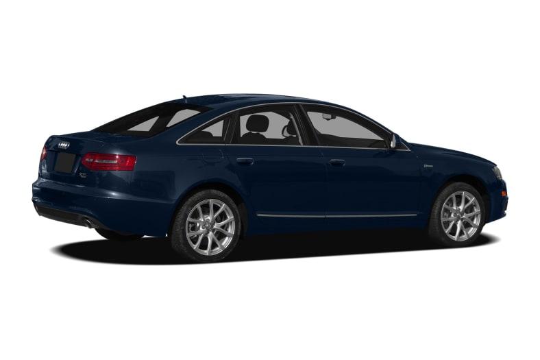 2011 Audi A6 Exterior Photo