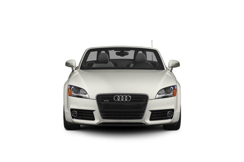2011 Audi TT Exterior Photo