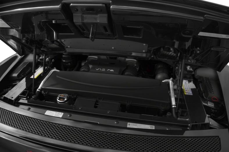 2011 Audi R8 Exterior Photo
