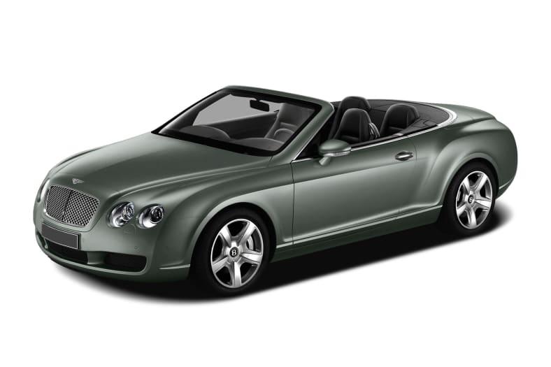 2011 Bentley Continental GTC Exterior Photo
