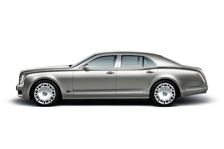 2012 Bentley Mulsanne Exterior Photo