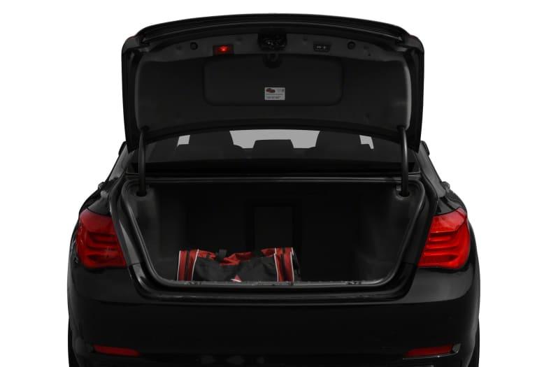 2011 BMW 740 Exterior Photo