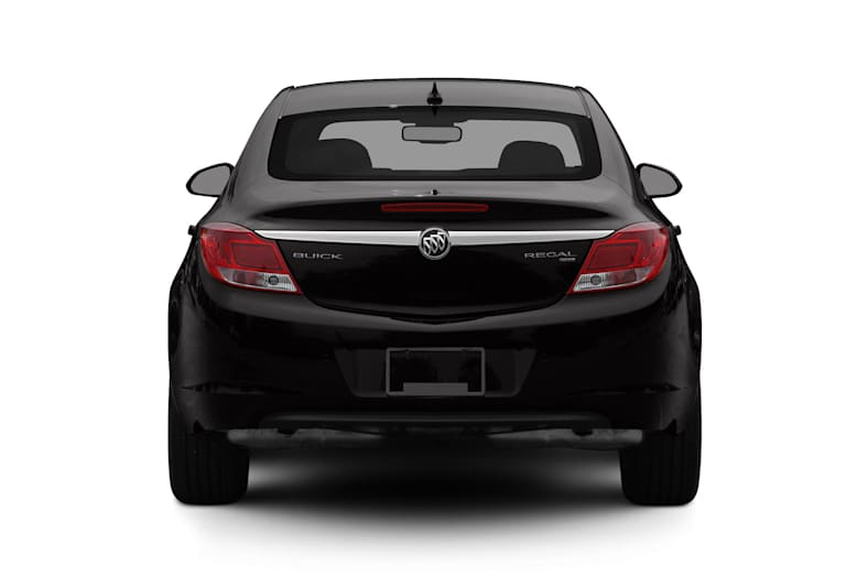 2011 Buick Regal Exterior Photo