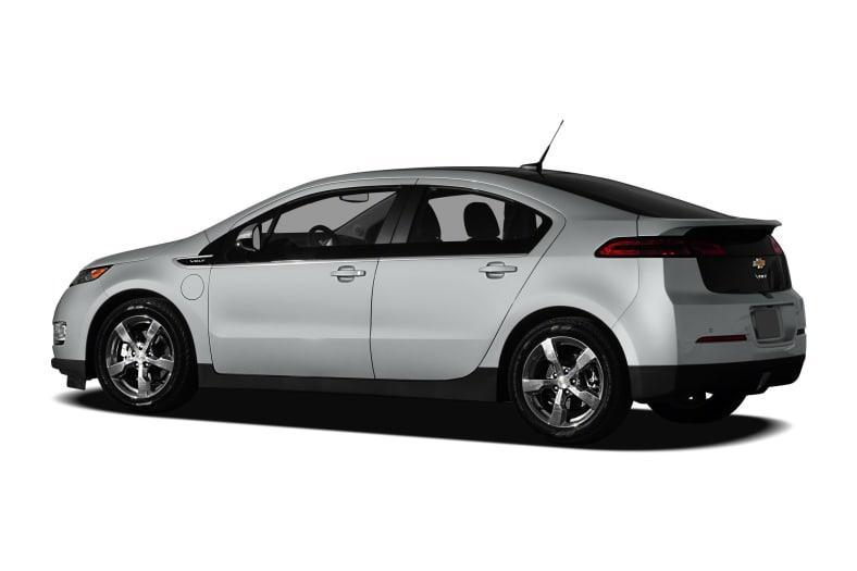 2011 Chevrolet Volt Exterior Photo