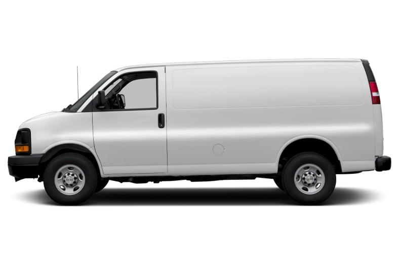 2014 Chevrolet Express 3500 Exterior Photo