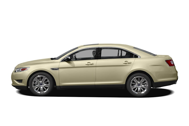 2011 Ford Taurus Exterior Photo