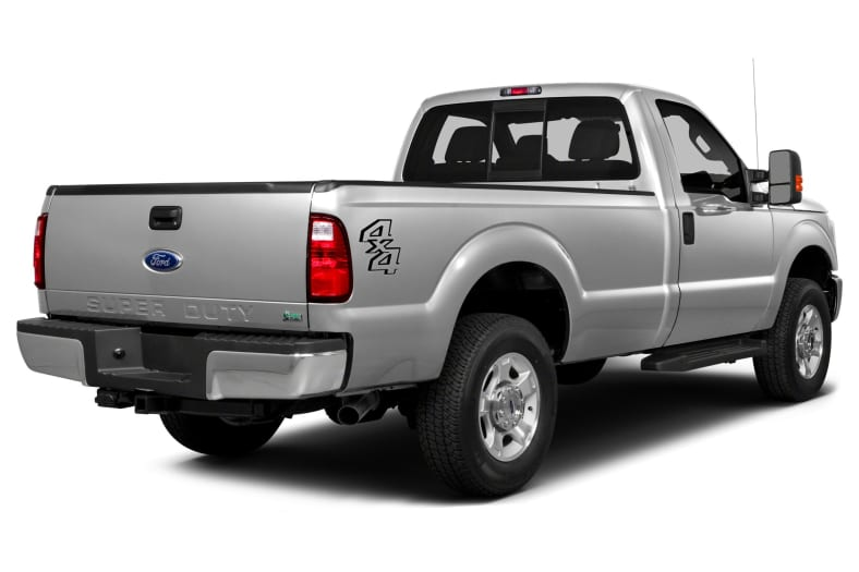 2011 Ford F-350 Exterior Photo
