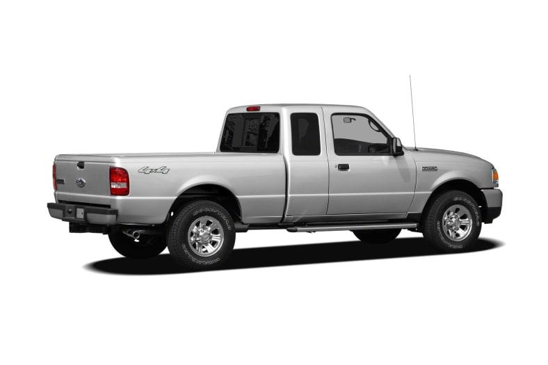 2011 Ford Ranger Exterior Photo