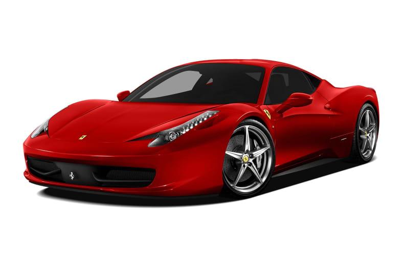 2011 Ferrari 458 Italia Exterior Photo