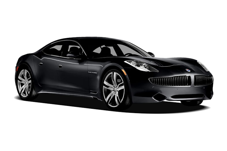2011 Fisker Karma Exterior Photo