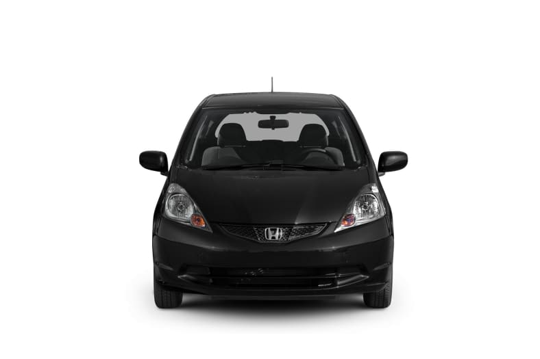 2011 Honda Fit Exterior Photo