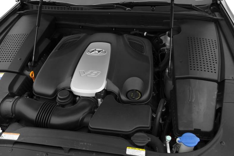 2011 Hyundai Equus Exterior Photo