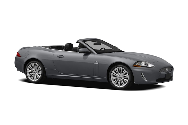 2011 Jaguar XK Exterior Photo
