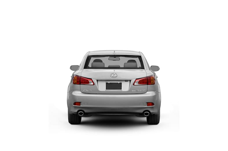 2011 Lexus IS 350 Exterior Photo