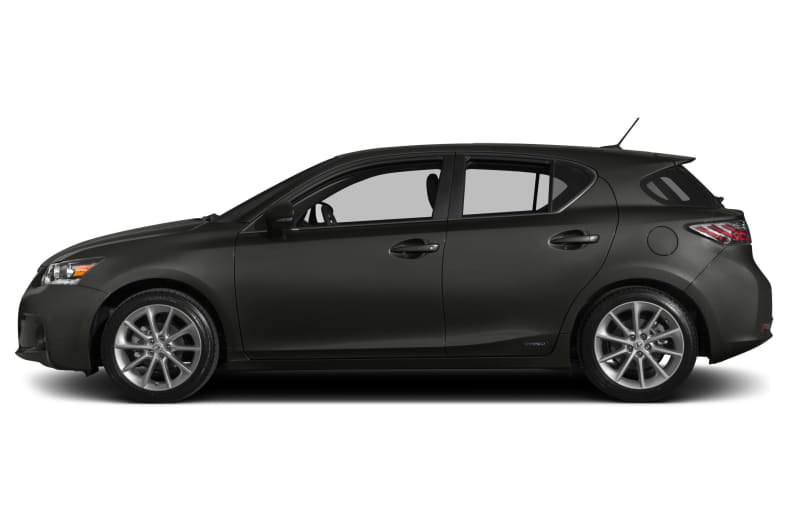 2011 Lexus CT 200h Exterior Photo