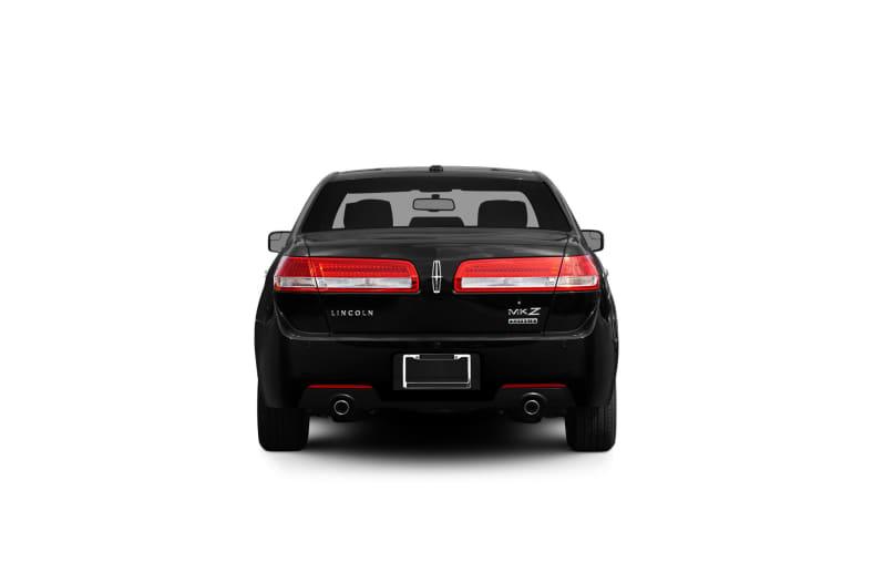 2011 Lincoln MKZ Hybrid Exterior Photo
