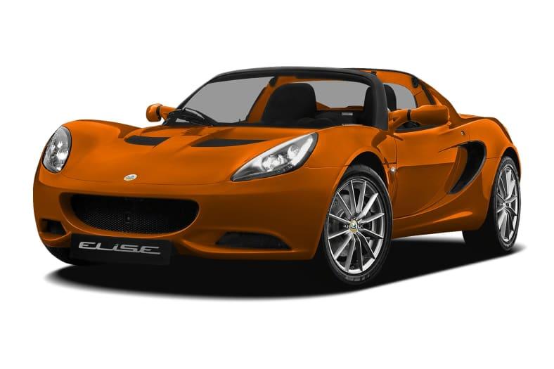 2011 Lotus Elise Exterior Photo