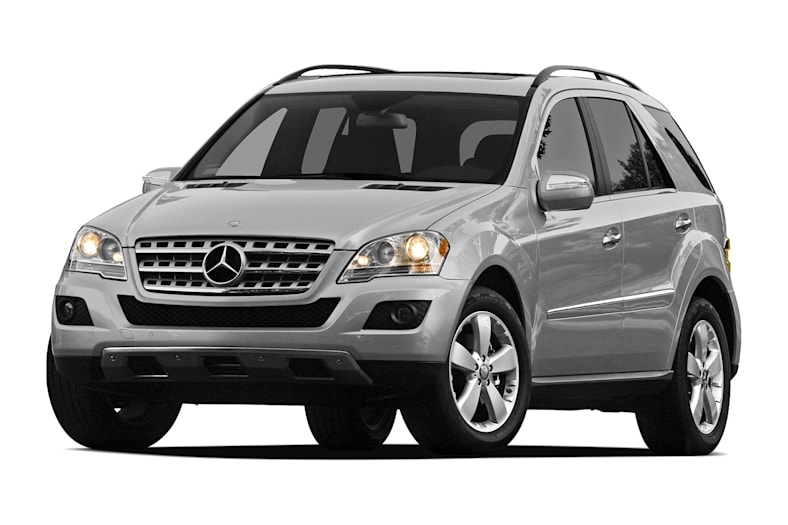 2011 Mercedes-Benz M-Class Exterior Photo