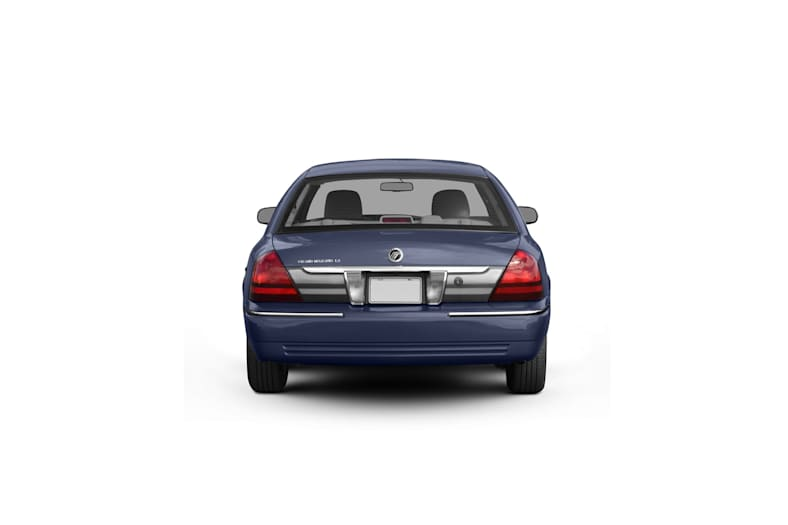 2011 Mercury Grand Marquis Exterior Photo