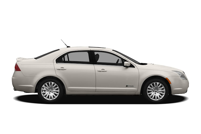 2011 Mercury Milan Hybrid Exterior Photo