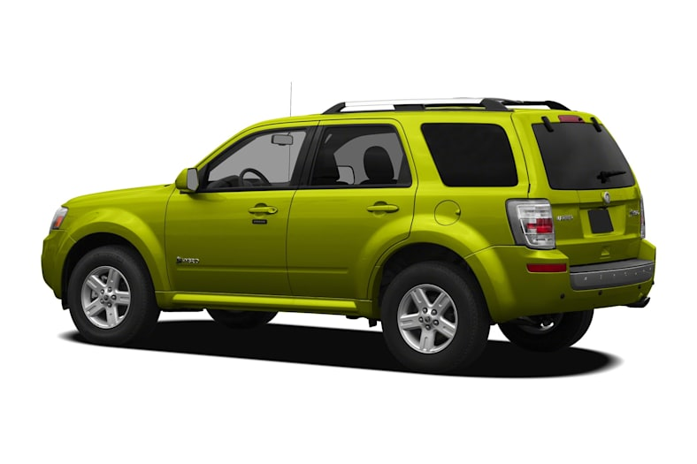 2011 Mercury Mariner Hybrid Exterior Photo