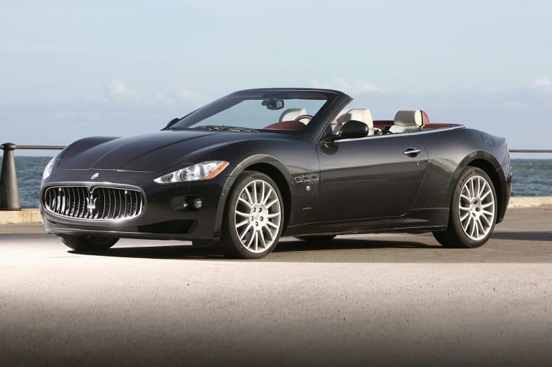 2012 Maserati GranTurismo Exterior Photo