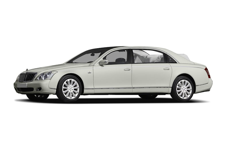2011 Maybach Landaulet Exterior Photo