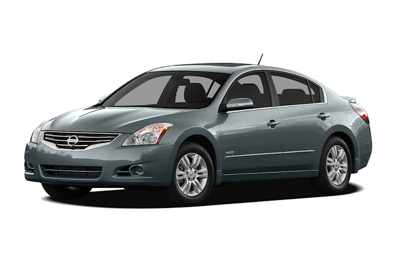2011 Nissan Altima Hybrid Exterior Photo