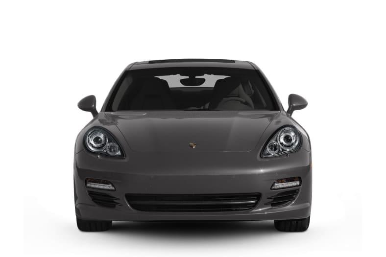 2011 Porsche Panamera Exterior Photo