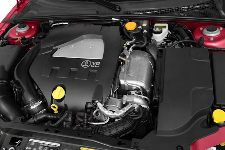 2011 Saab 9-3X Exterior Photo