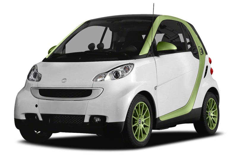 2011 smart fortwo electric drive Exterior Photo