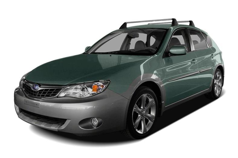 2011 Subaru Impreza Outback Sport Exterior Photo