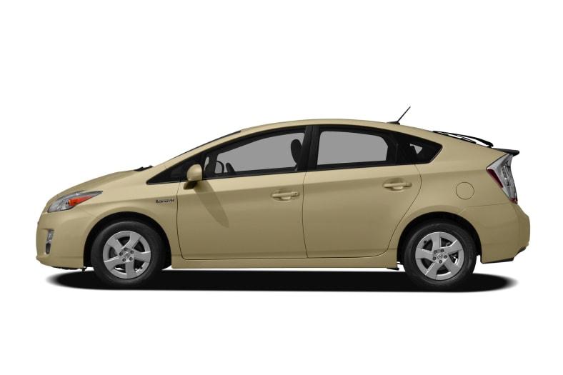 2011 Toyota Prius Exterior Photo