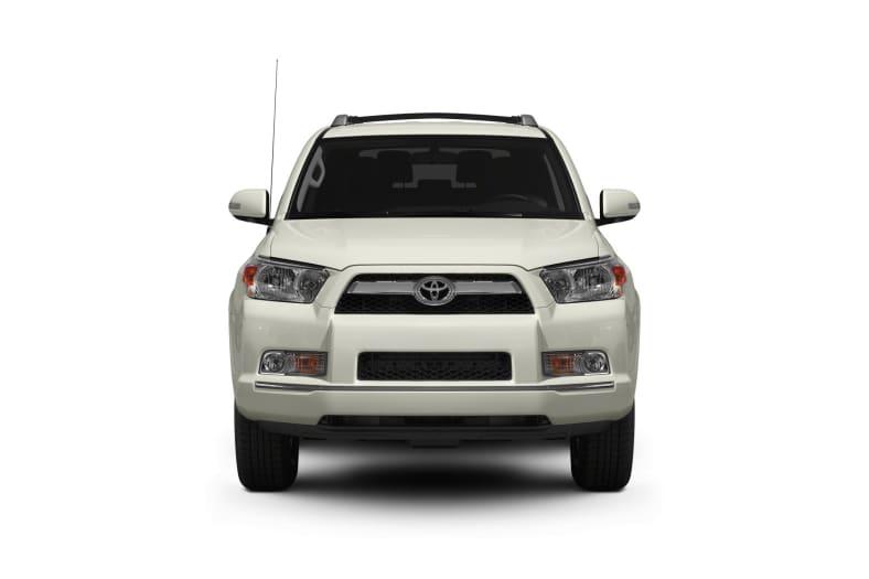 2011 Toyota 4Runner Exterior Photo