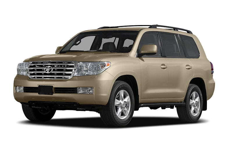 2011 Toyota Land Cruiser Exterior Photo