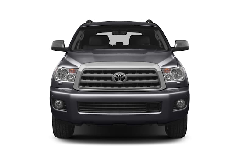 2014 Toyota Sequoia Exterior Photo