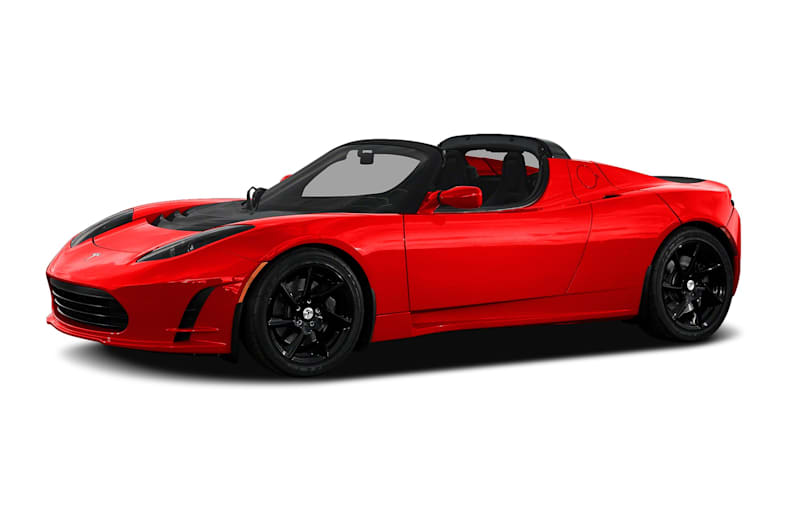 2011 Tesla Roadster Exterior Photo
