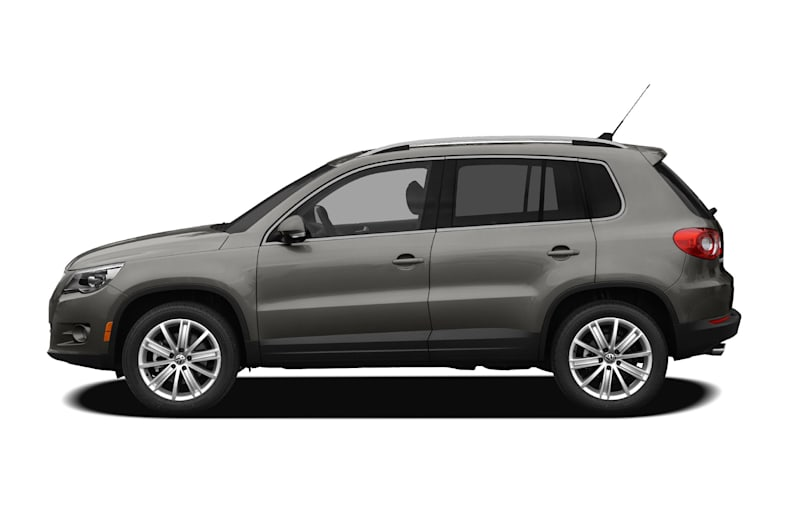 2011 Volkswagen Tiguan Exterior Photo