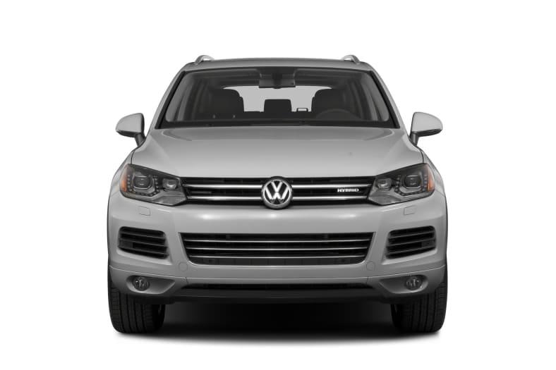 2011 Volkswagen Touareg Hybrid Exterior Photo