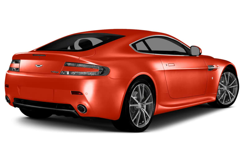 2012 Aston Martin V8 Vantage Exterior Photo