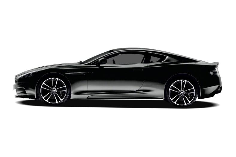 2012 Aston Martin DBS Exterior Photo