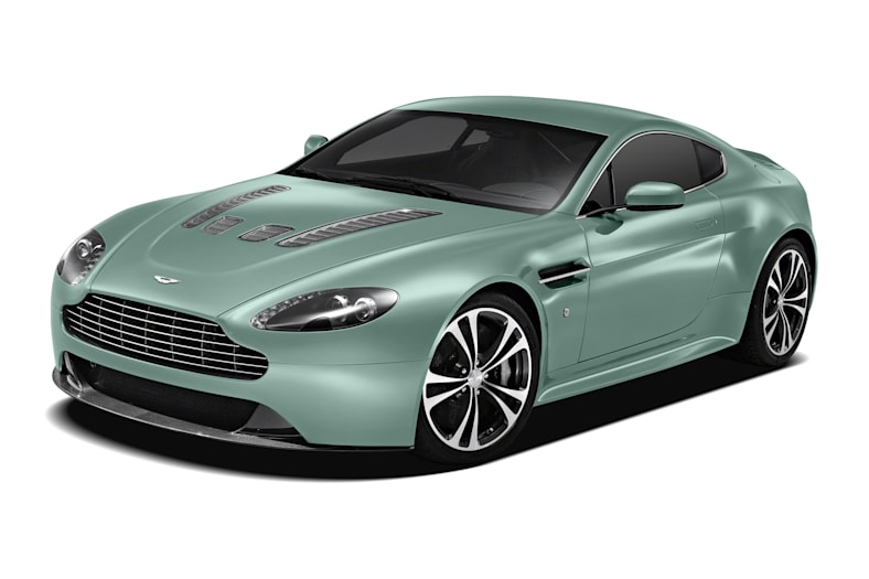 2012 Aston Martin V12 Vantage Exterior Photo